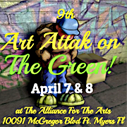 9th Annual Art Attack on the Green