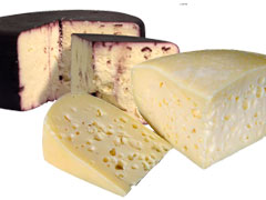 Our Swiss Cheeses